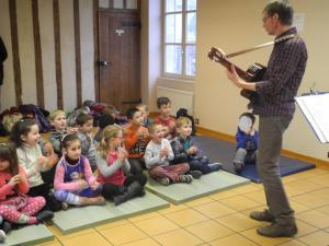 Animation musicale 14.12.15