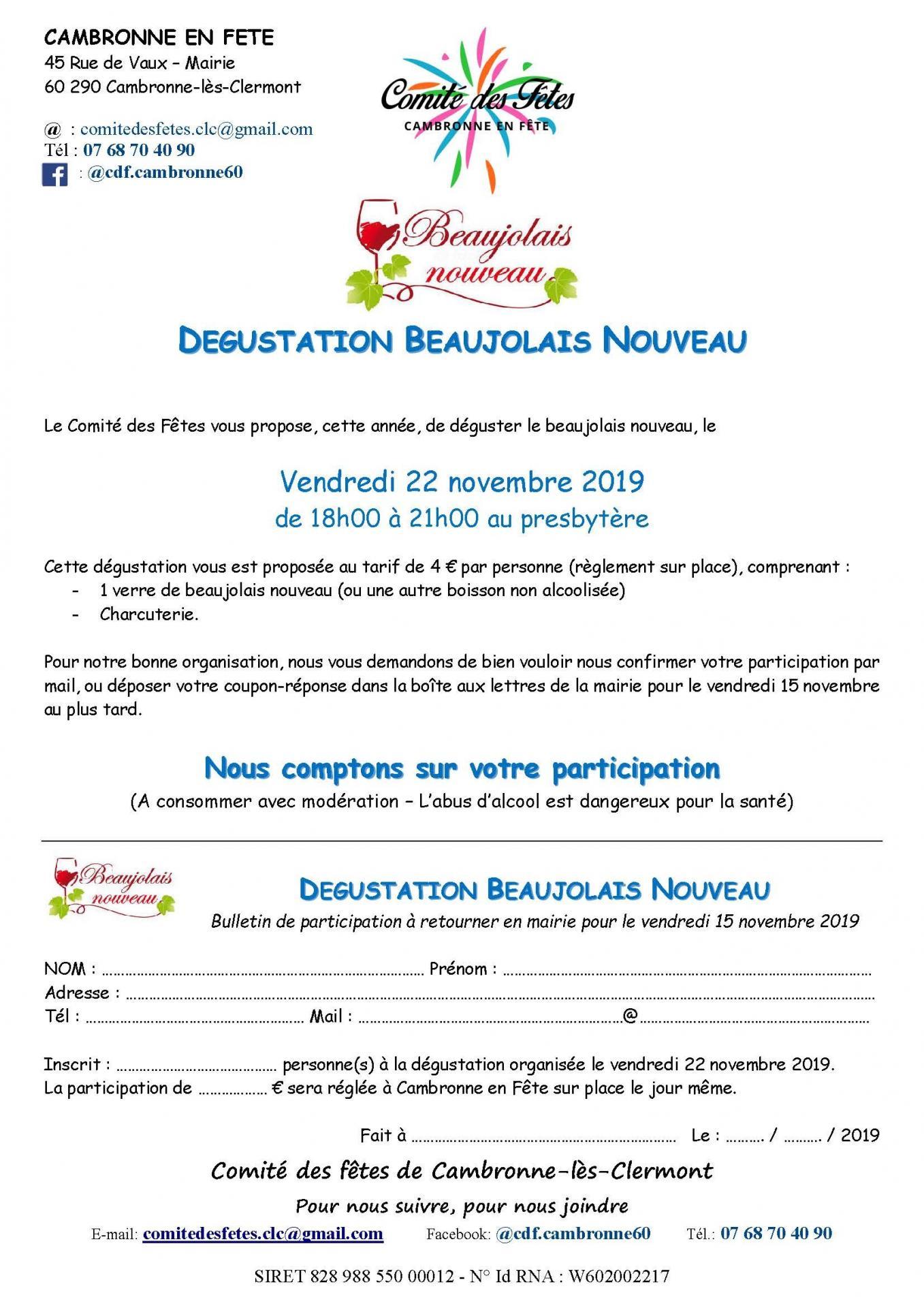 Beaujolais affiche 2